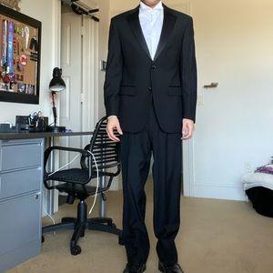 Pronto Uomo Black Tuxedo Set